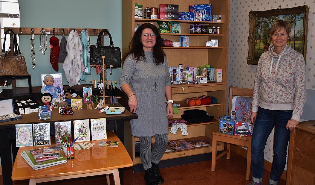 Ein Tante-Emma-Laden weckt Erinnerungen