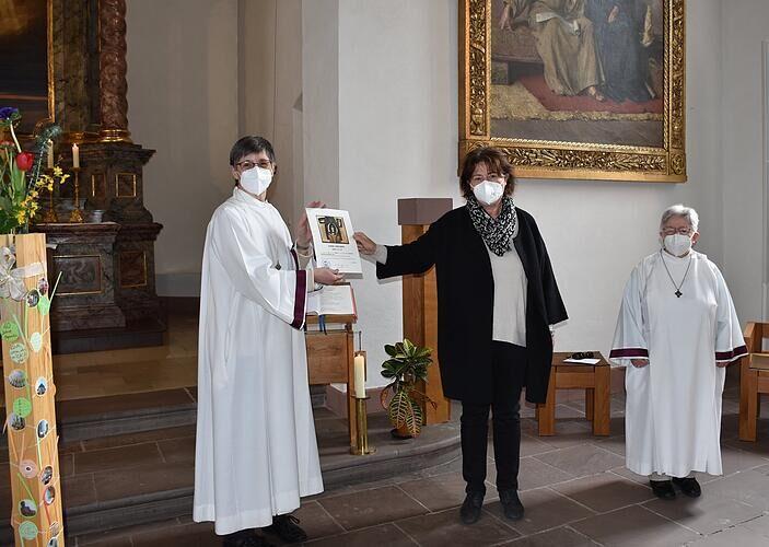Seit 40 Jahren »beispielhaften Dienst« an der Orgel geleistet
