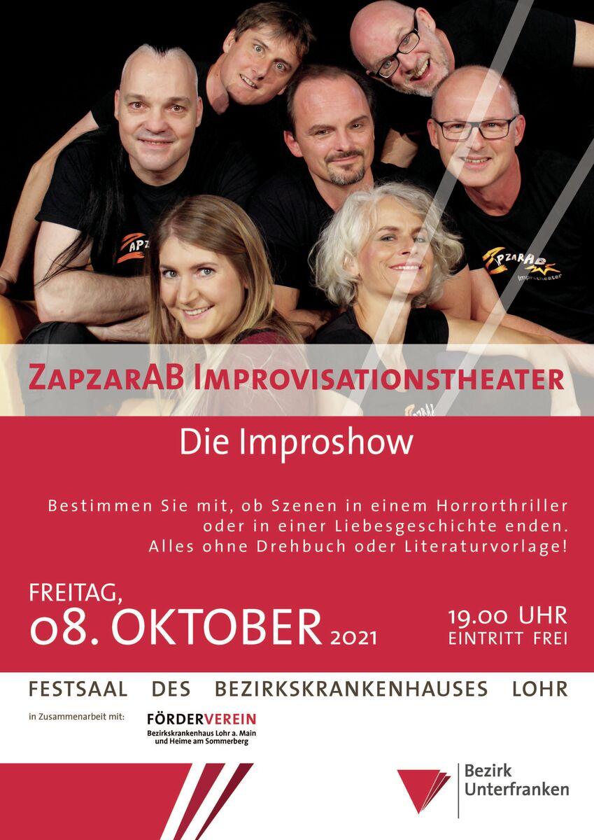 Plakat ZapzarAB