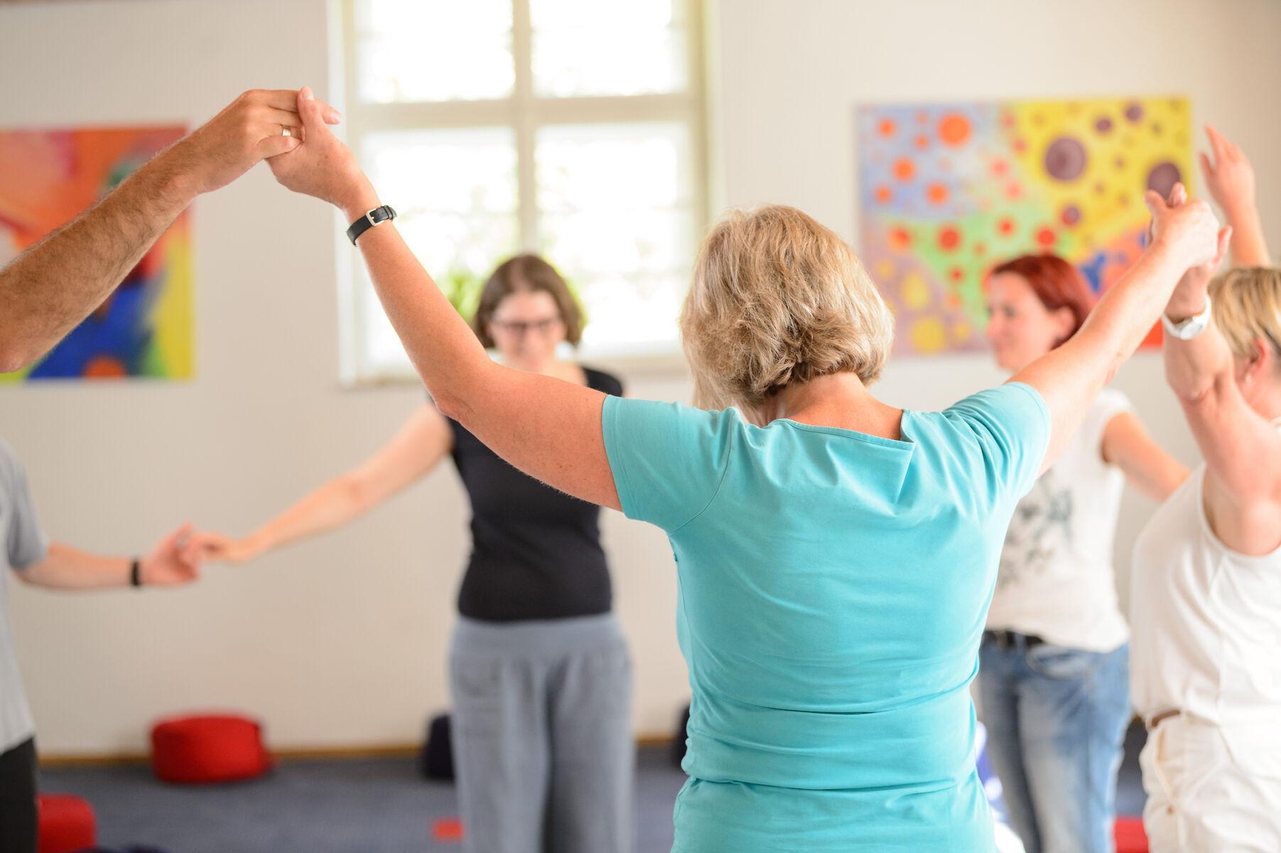 Tanztherapie Bewegungstherapie