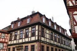 Gebäude in Stadt